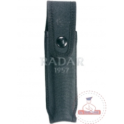 Porta torcia Radar INOVA T1 Piccolo (cm 13,5 X 3,5 ca.) in Cordura Multilayer nylon, chiusa con pattina