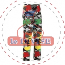 COULISSE % COTONE CAMOUFLAGE