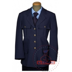 Giacca Diagonale Drop donnada divisa ed uniforme